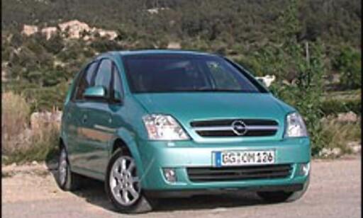 image: Meriva: Genistrek fra Opel