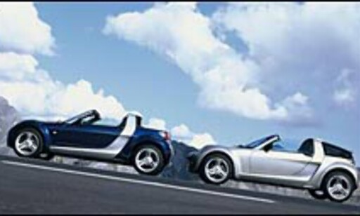 image: Smart roadster