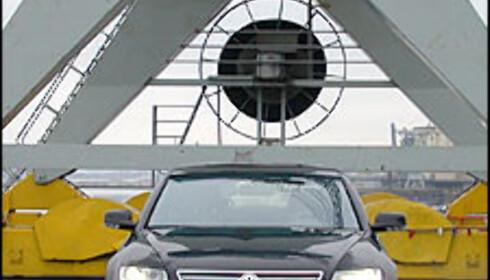 TEST: Volkswagen Phaeton W12