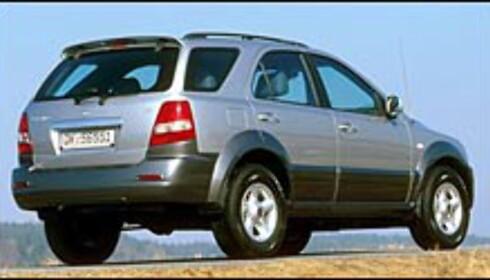 Kia: Ny SUV