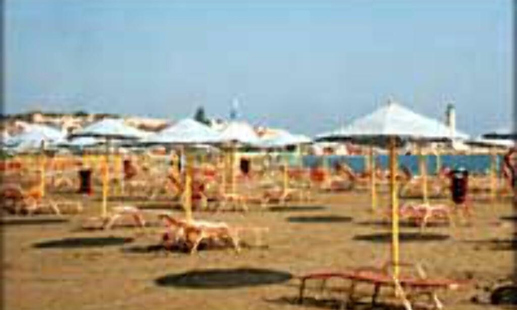 Bedeliv i Chania på Kreta.<br /> <I>Foto: Karoline Brubæk</I> Foto: Karoline Brubæk