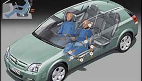 Setefødsel hos Opel
