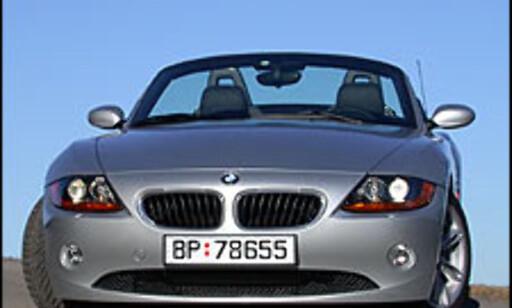 image: TEST: BMW Z4 2.5 - sommerdrømmen.