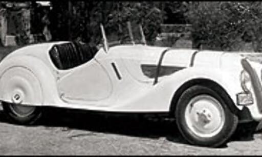 1936: BMW 328 Roadster