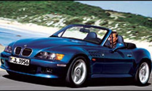 1995: BMW Z3