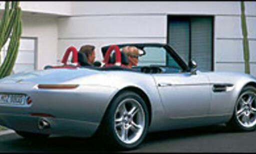 2000: BMW Z8