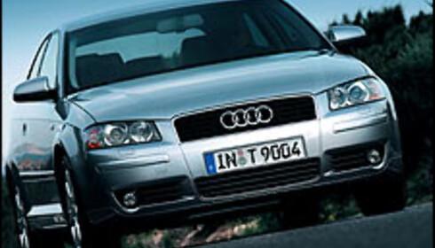 250 hestekrefter i Audi A3