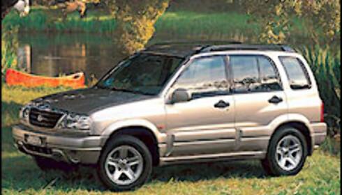 Gode priser fra Suzuki