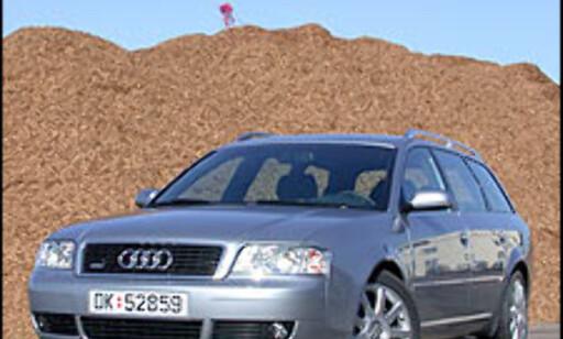 image: TEST: Audi A6 3.0 quattro