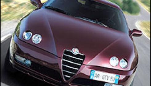 Italiensk kabriolet og kupe