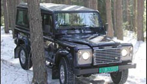 TEST: Land Rover Defender 110