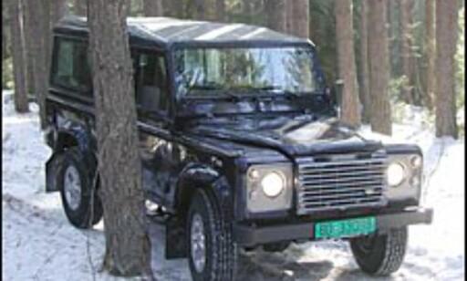 image: TEST: Land Rover Defender 110