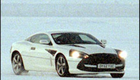 Aston Martin med 911 og 360 konkurrent