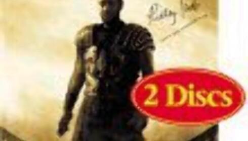 Bli med på DVD-skattejakt