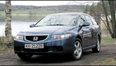 TEST: Honda Accord Tourer