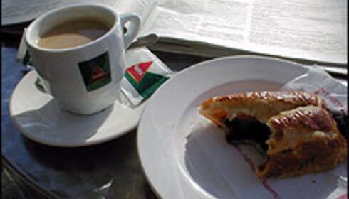 Hold deg oppdatert på de beste tilbudene - bruk Internett og les avisene.  Foto: Inga Ragnhild Holst Foto: Inga Ragnhild Holst