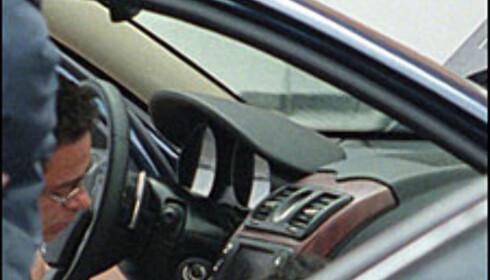 Firedørs Maserati