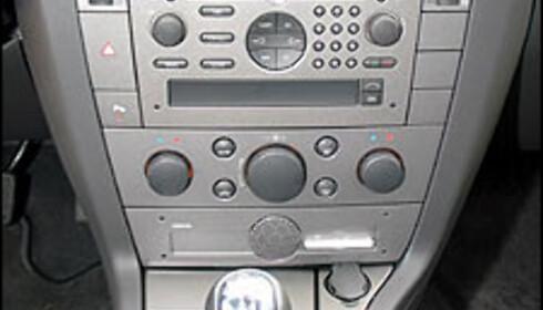 Nyskapende Opel Signum