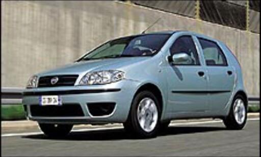 image: Fiat Punto får ansiktsløfting