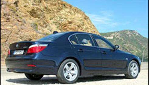 Ny BMW 5-serie: En seksorgie