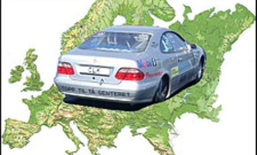 image: Her kan du kjøre fortest