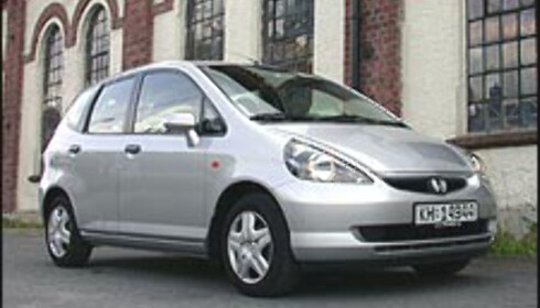 190.000: Honda Jazz 1.4 CVT.