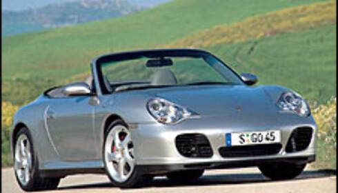 Sportslig kabriolet fra Porsche