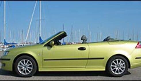 Ny Saab-cab: Spenstig og lekker