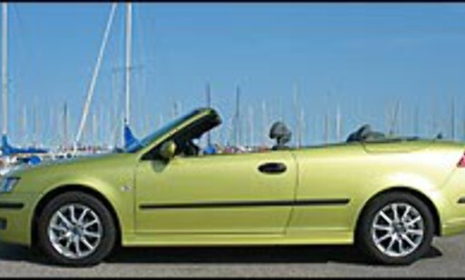 image: Ny Saab-cab: Spenstig og lekker