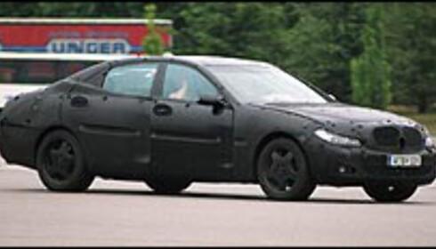 Enda en ny Mercedes på vei