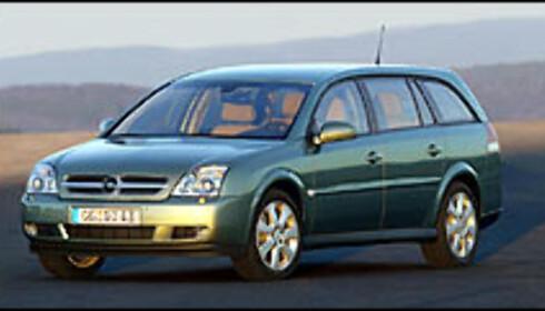 Opel Vectra som stasjonsvogn