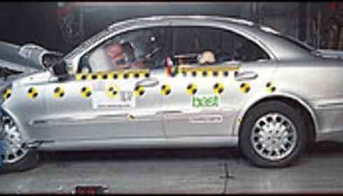 5 STJERNER: Mercedes-Benz E-klasse