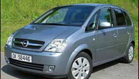 TEST: Opel Meriva 1.6 Cosmo