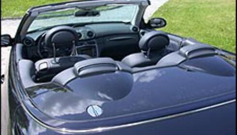 TEST: MB CLK 200 Kompressor Cabriolet
