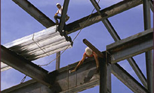 Svart arbeid, et problem i byggebransjen.
