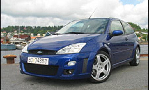 image: TEST: Ford Focus RS