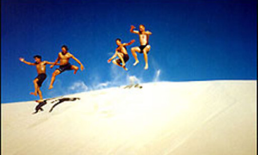 Sommer. Foto: Espen Langsrud Foto: espen-langsrud