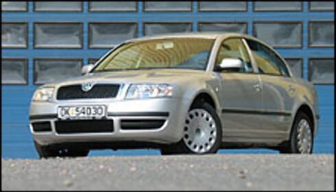 TEST: Skoda Superb 1.9 TDI 100 hk