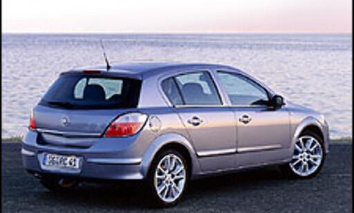 image: Splitter ny Opel Astra