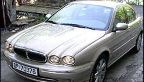 Jaguar svelger stoltheten