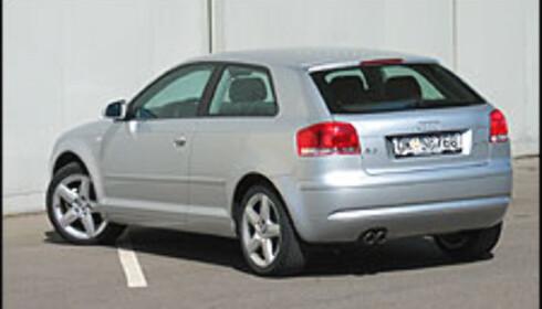 TEST: Audi A3 2.0 FSI
