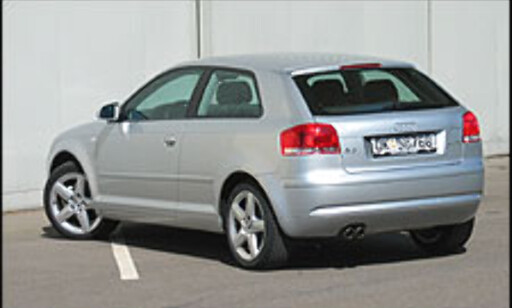 image: TEST: Audi A3 2.0 FSI