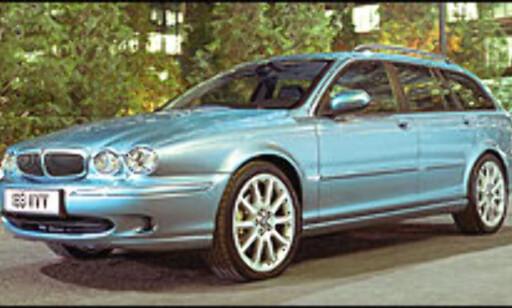 image: Jaguar: Nå også med stasjonsvogn