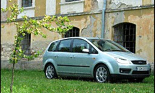 image: Ford Focus C-MAX: Kjerringa mot strømmen