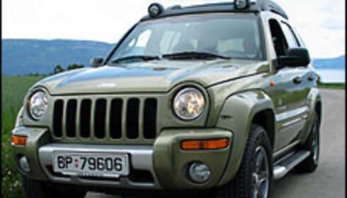 TEST: Jeep Cherokee 2.8 CRD Renegade