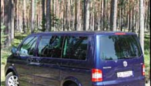 TEST: Volkswagen Multivan