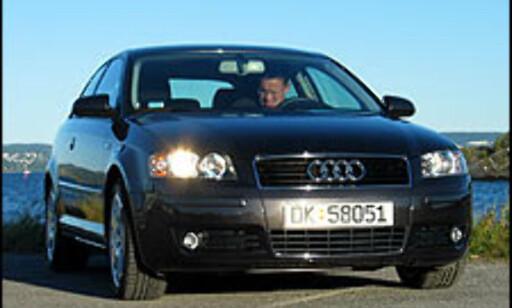 image: TEST: Audi A3 2.0 TDI