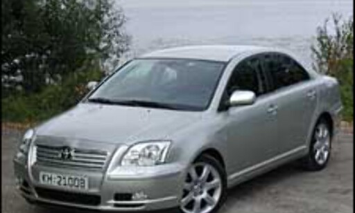 image: TEST: Toyota Avensis 2.0A