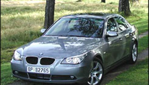 TEST: BMW 520i