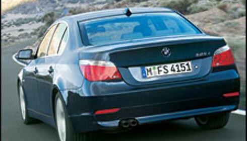 BMW 525 i.